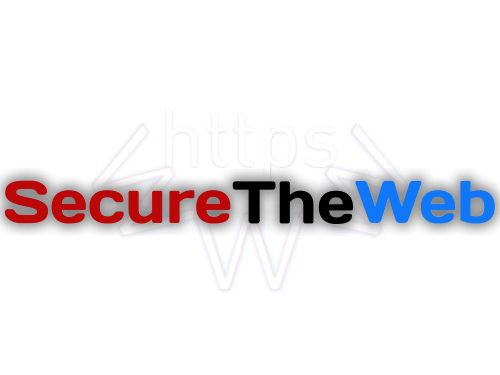 Secure the Web logo